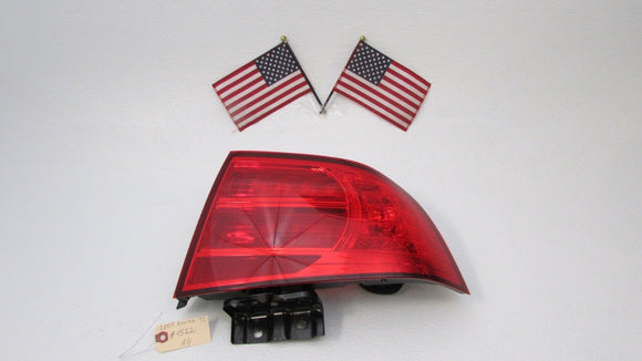 04 05 06 ACURA TL Right Passenger Side Taillight Tail Lamp NO LED 2004-2006 OEM