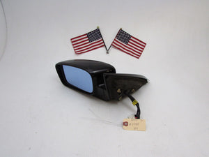 04 05 06 Acura TL Driver Side Left Door View Mirror Power Memory Black OEM A4