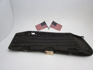 04 05 06 Acura TL ENGINE LOWER SPLASH SHIELD PANEL PLASTIC UNDER COVER OEM A2
