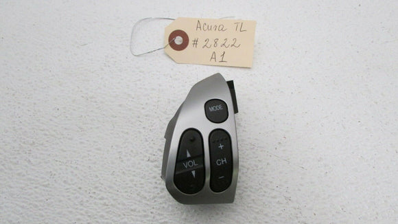 04 05 06 Acura TL STEERING WHEEL BUTTON VOLUME RADIO SWITCH CONTROL MODE OEM