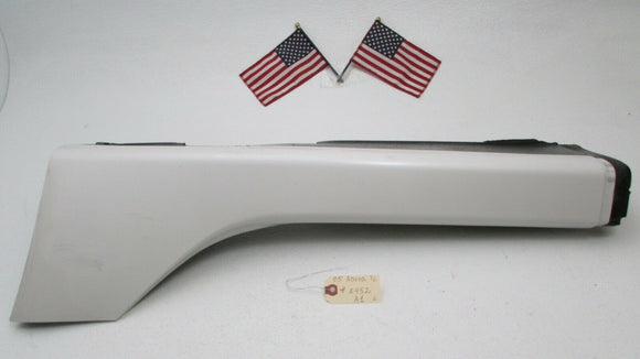 04 05 06 07 08 ACURA TL Left Driver Rocker Panel Molding Skirt Trim Rear OEM