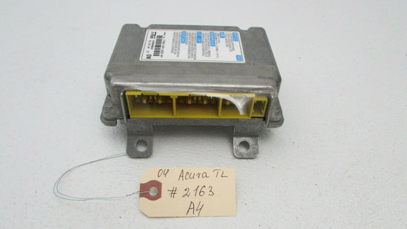 04-08 ACURA TL SRS Airbag Air Bag  Airbag Control Module Computer Unit 2004 OEM
