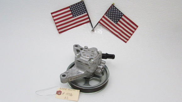 04 05 06 07 08 Acura TL Power Steering Pump Assembly OEM