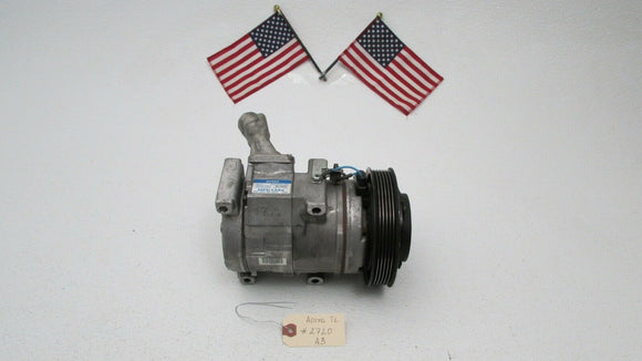 04 05 06 07 08 ACURA TL A/C Air Conditioning Compressor Pump W/ Clutch DENSO OEM