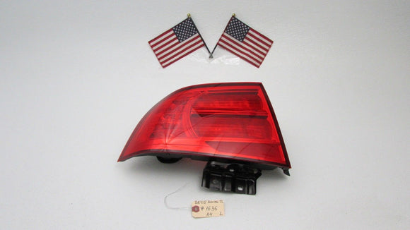 04 05 06 ACURA TL Left Driver Side Taillight Tail Light NO LED Board OEM