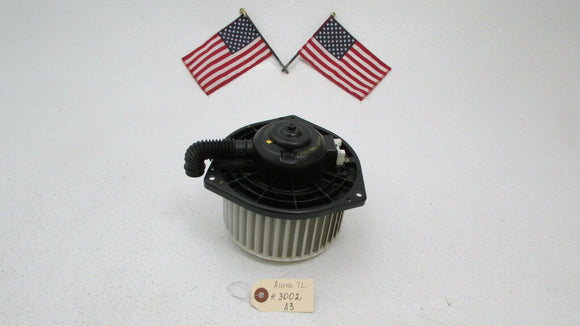 04 05 06 07 08 ACURA TL A/C HEAT HEATER AIR FAN BLOWER MOTOR 2004-2008 OEM