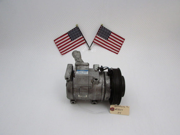 04 05 06 07 08 Acura TL A/C Compressor Pump With Clutch DENSO OEM