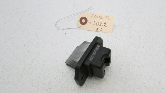 04 05 06 07 08 ACURA TL A/C HEATING BLOWER MOTOR FAN SPEED RESISTOR OEM
