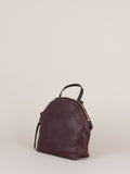 Anni Mini Shoulder Bag: Bordeaux