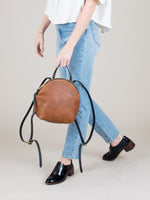 Anni Mini Backpack: Bronze