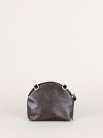 Anni Mini Mini Shoulder Bag: Steel
