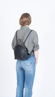 Anni Mini Back Pack: Black