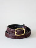 Best Belt - Bordeaux