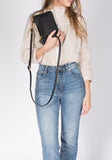Juliana Shoulder Bag: Black