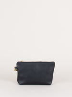 Hanna Mini Clutch: Black