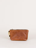 Hanna Mini Clutch: Bronze
