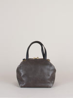 Katie Large Shoulder Bag: Steel