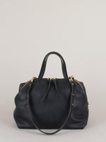 Katie XL Shoulder Bag: Black