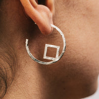 Par Ici - Circle Square Hoops