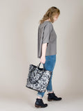 Romy Tote: Salt & Pepper