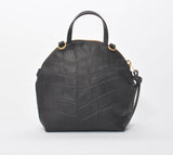 black leather shoulder bag toronto