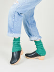 Run Pony Pony: Simple Clogs - Black
