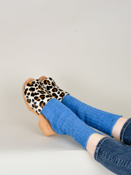 Run Pony Pony: Slide- Leopard