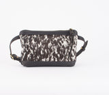Amada Fanny Pack: Salt + Pepper