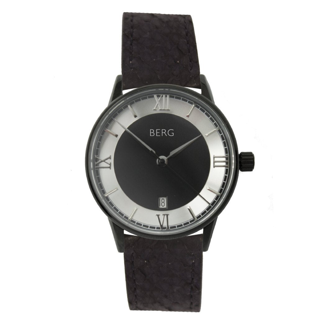 bergwatches Black HOLMENKOLLEN BLACK QUARTZ