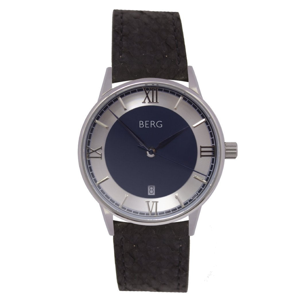 bergwatches Black HOLMENKOLLEN BLUE QUARTZ