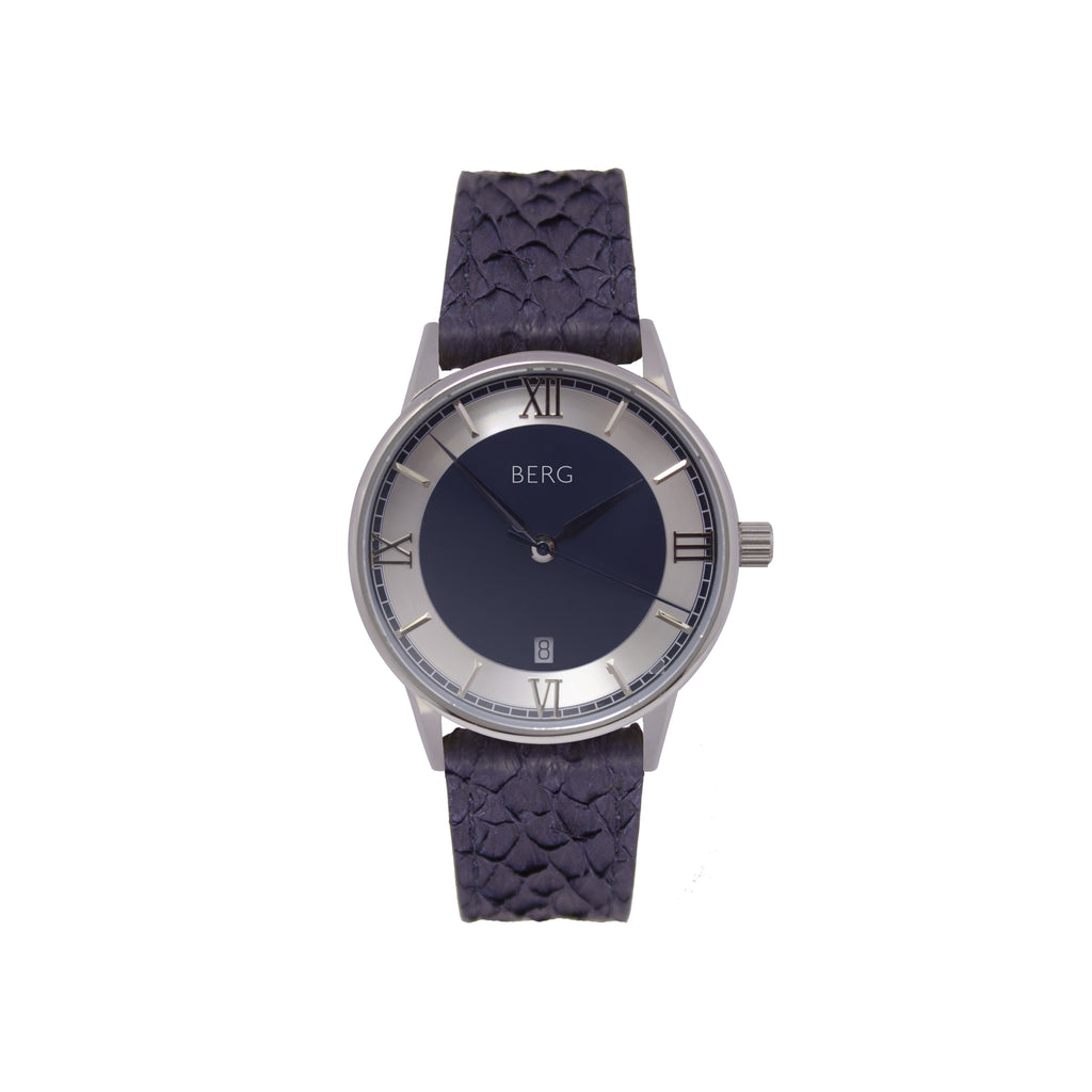 bergwatches Blue HOLMENKOLLEN BLUE AUTOMATIC
