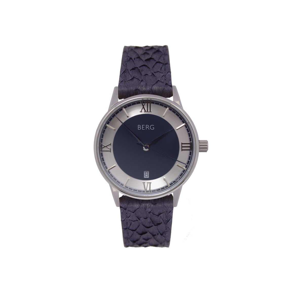 bergwatches Brown HOLMENKOLLEN BLUE AUTOMATIC