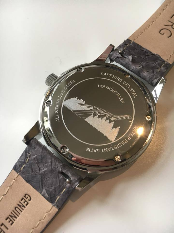 bergwatches HOLMENKOLLEN BLUE QUARTZ
