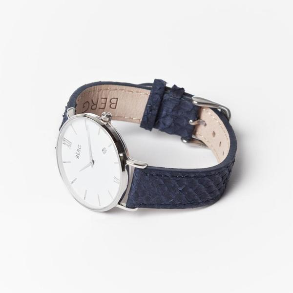 bergwatches Womens watches Ulriken White Silver 36 MM