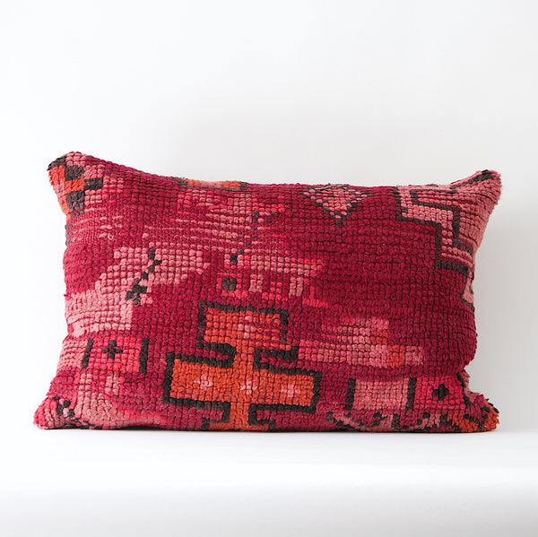 "20% OFF 24"" x 16"" Vintage Moroccan pillow"