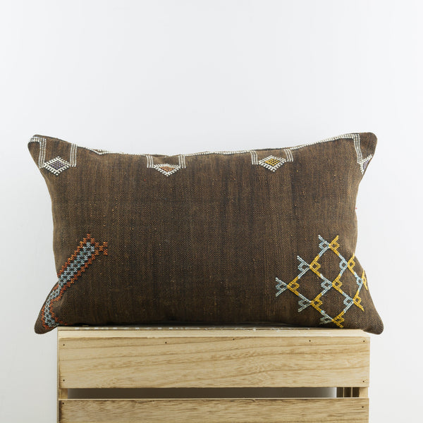 Double sided Vintage Sabra Cushion Cover