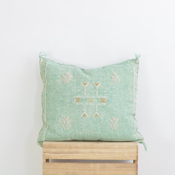 Vintage Sabra Cushion Cover - Faded pillow