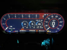 Load image into Gallery viewer, 2015 - 2020 Mustang Digital Dash Plug 'n Play Conversion Kit Hellhorse Performance