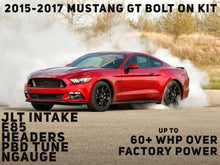 Load image into Gallery viewer, 2015-2017 Mustang GT Bolt On Kit Hellhorse Performance