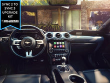 Load image into Gallery viewer, 2015 Mustang MyFord Touch SYNC 2 to SYNC 3 Upgrade Kit Hellhorse Performance