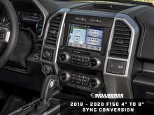 "Load image into Gallery viewer, 2018-2020 F150 4"" to 8"" Touchscreen Conversion w/ SYNC 3 (18-20 F150) Hellhorse Performance"