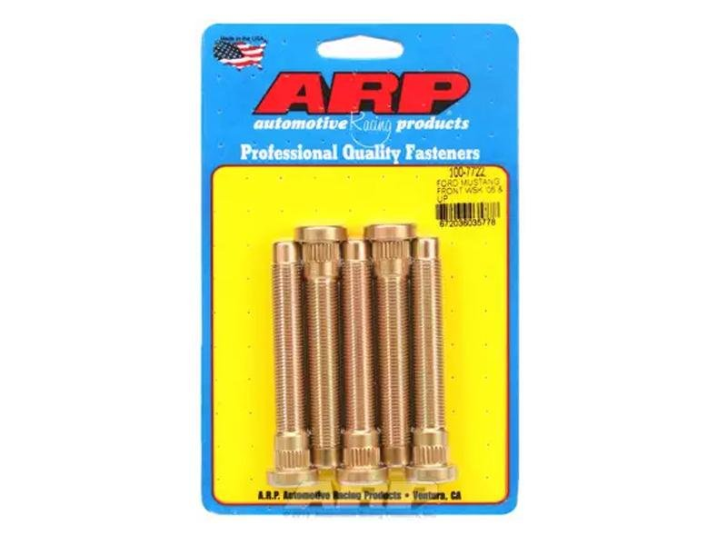 ARP 05+ Ford Mustang Front Wheel Stud Kit (5 studs) Hellhorse Performance