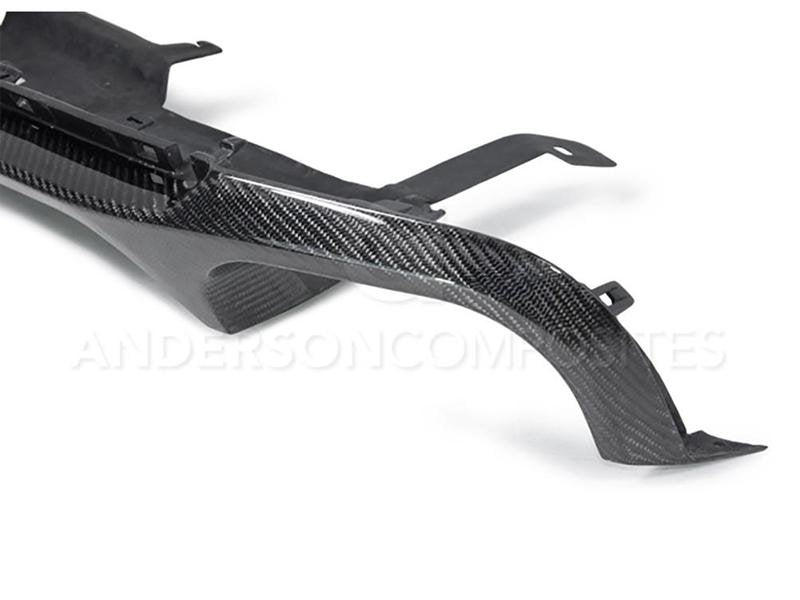 Anderson Composites 13-14 Ford Mustang/Shelby GT500 Rear Diffuser Hellhorse Performance