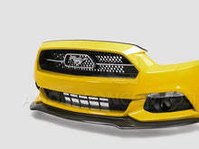 Load image into Gallery viewer, Anderson Composites 15-16 Ford Mustang Carbon Fiber Type-AC Front Chin Spoiler Hellhorse Performance
