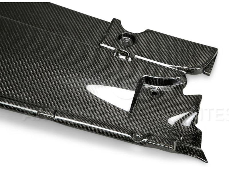 Anderson Composites 15-16 Ford Mustang Radiator Cover Hellhorse Performance