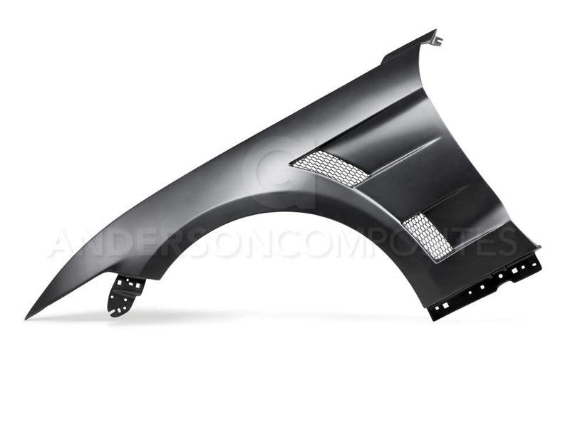 Anderson Composites 15-16 Ford Mustang Type-AT Fenders Hellhorse Performance