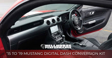 Load image into Gallery viewer, Australia - '15 - '19 Mustang Digital Dash Plug 'n Play Conversion Kit (RHD/KMH) Hellhorse Performance