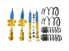Load image into Gallery viewer, Bilstein B12 (Pro-Kit) 11-13 Ford Mustang GT V8 5.0L Front & Rear Suspension Kit Hellhorse Performance