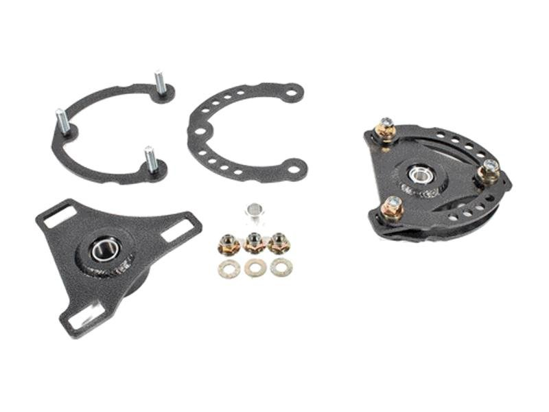 Bmr Caster Camber Plates Adjustable (15-19 Mustang) Hellhorse Performance®