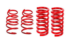 "Load image into Gallery viewer, Bmr Lowering Springs Handling 1.25"" Front 0.25"" Rear (15-19 Mustang GT) Hellhorse Performance®"